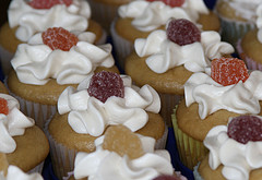 Flo's Birthday Cupcakes
