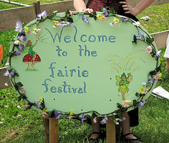 Welcome to the Fairie Festival