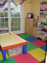 After Pic of Playroom