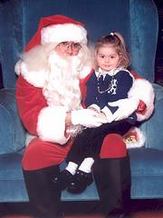Flo & Santa 2002