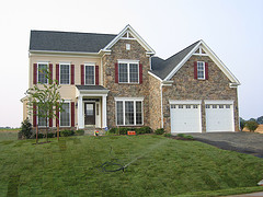 Our House in Maryland